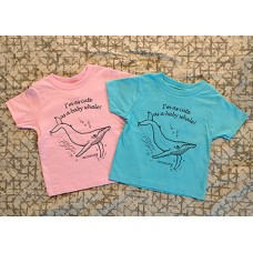 As Cute as a Baby Whale, Toddler T-shirt