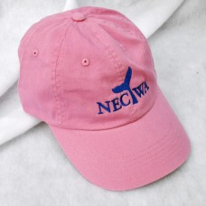NECWA Hat - Bright Pink