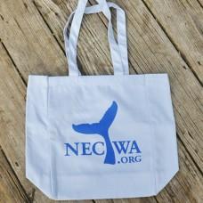 NECWA Tote Bag - Light Blue