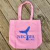NECWA Tote Bag - Light Pink